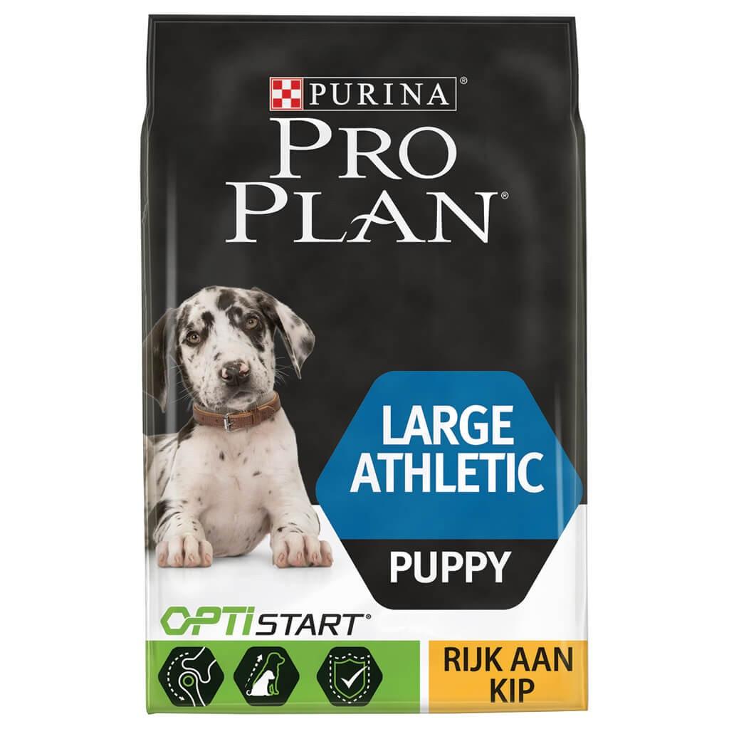 Pro Plan hondenvoer Large Athletic Puppy <br>3 kg