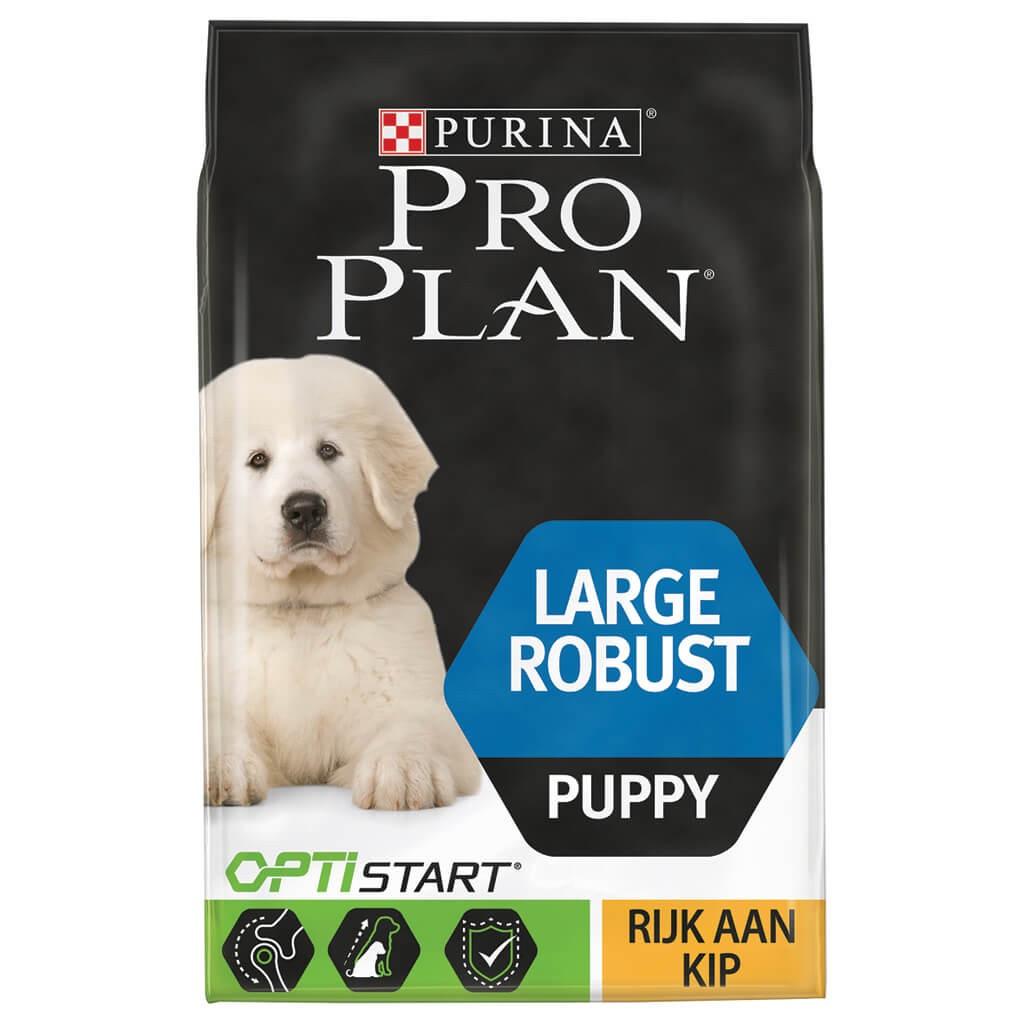 Pro Plan hondenvoer Large Robust Puppy <br>3 kg