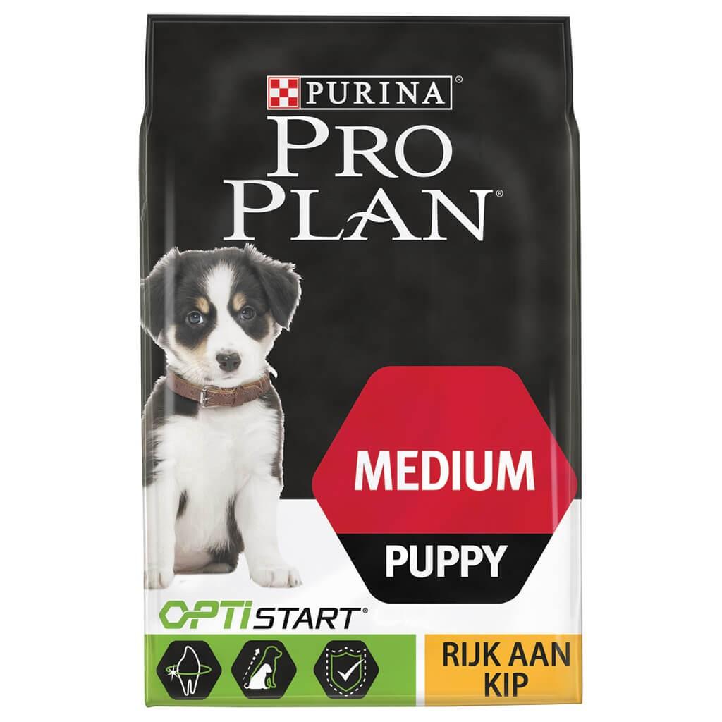Pro Plan hondenvoer Medium Puppy kip 3 kg