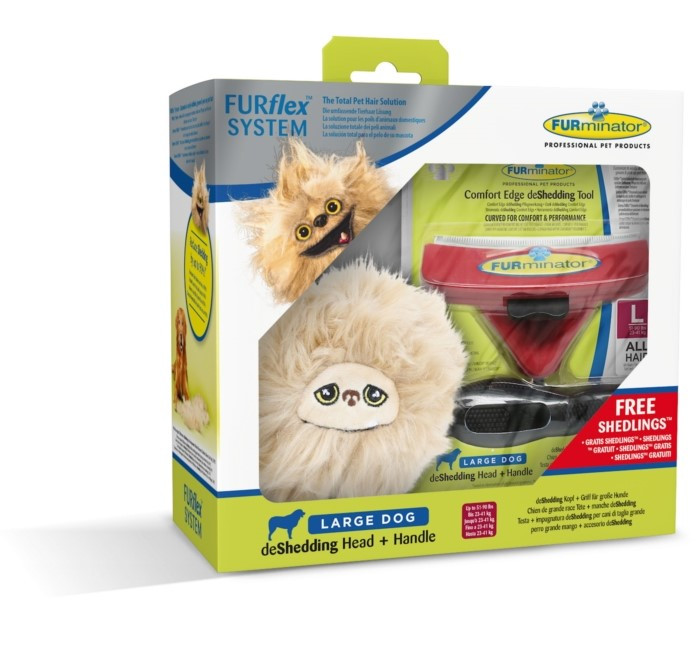 FURminator FURflex shedling giftbox dog Large