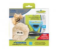 FURminator FURflex shedling giftbox dog Medium
