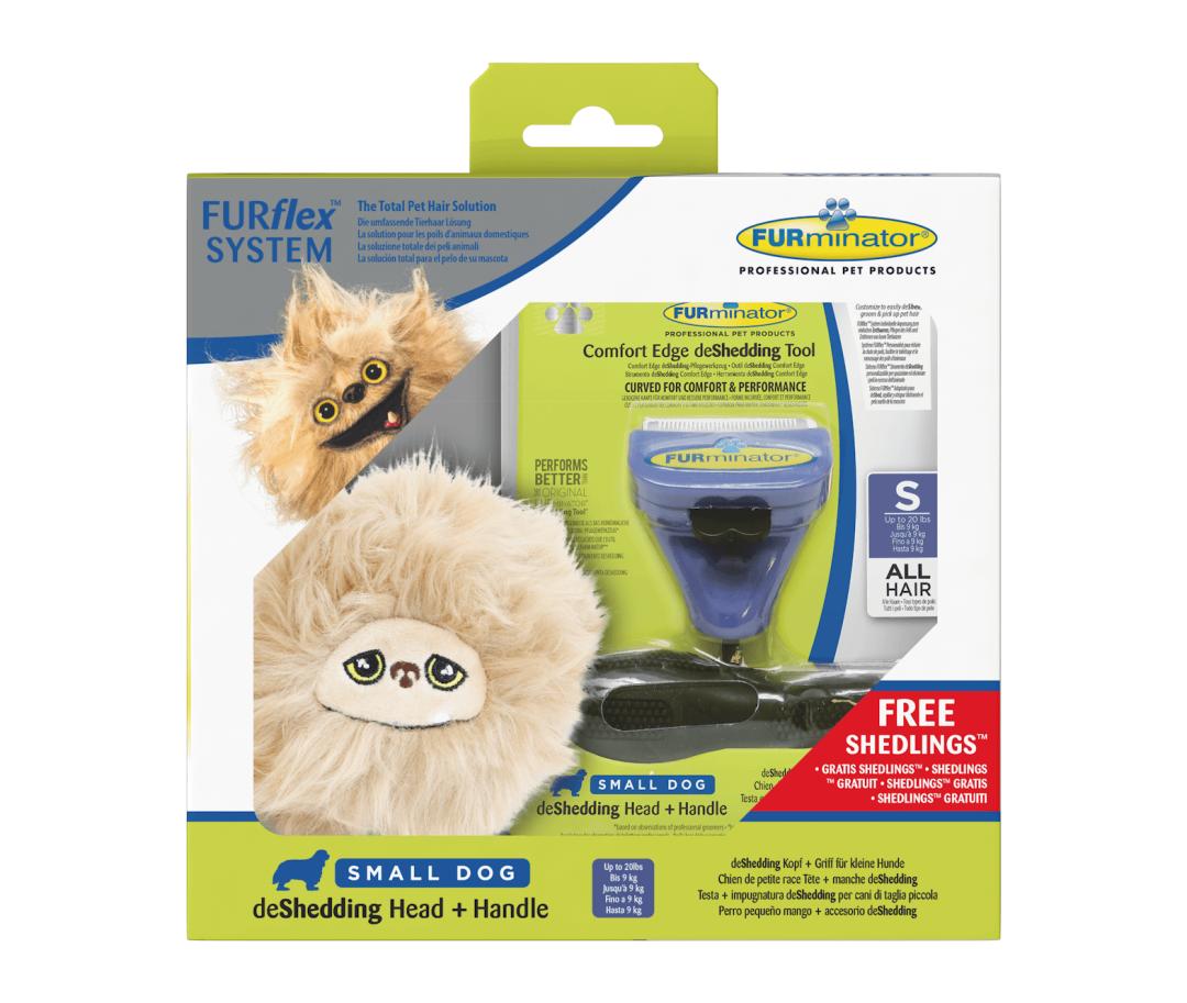 FURminator FURflex shedling giftbox dog Small