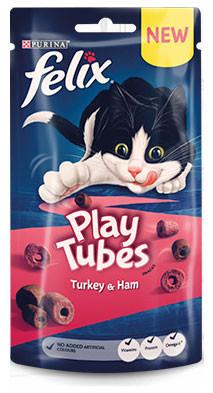Felix PlayTubes turkey en ham 180 gr