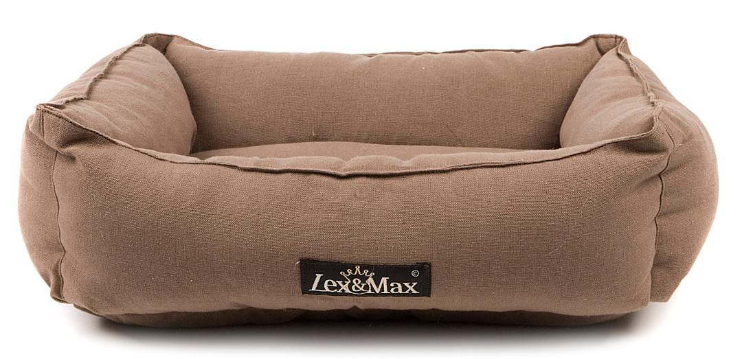 Lex & Max kattenmand Tivoli taupe