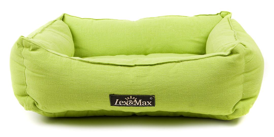 Lex & Max kattenmand Tivoli lime