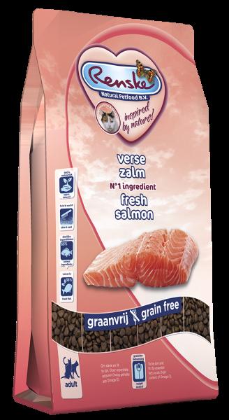 Renske kattenvoer Super Premium zalm <br>6 kg