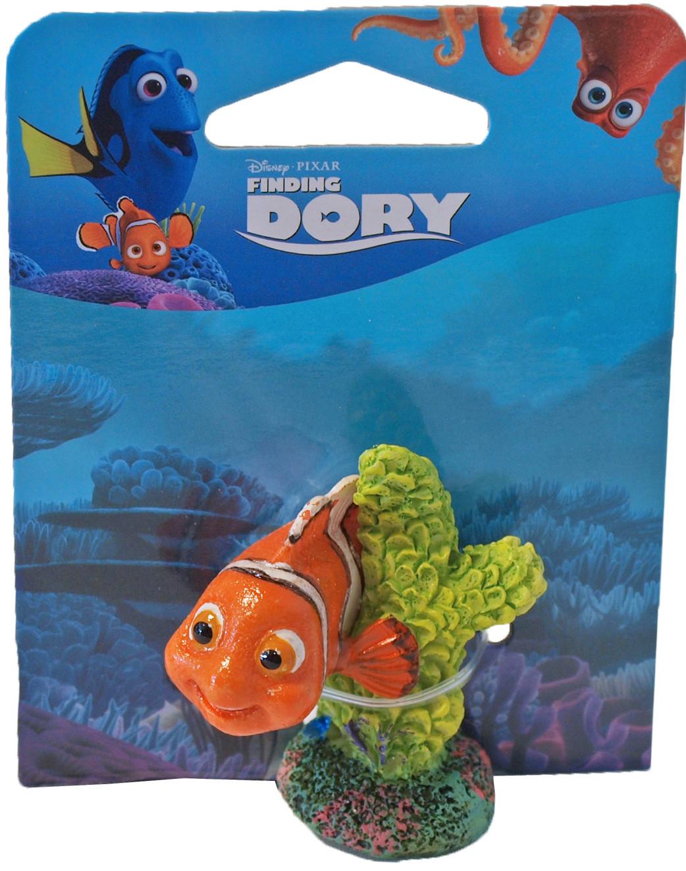 Penn Plax Dory ornament mini Nemo with green coral