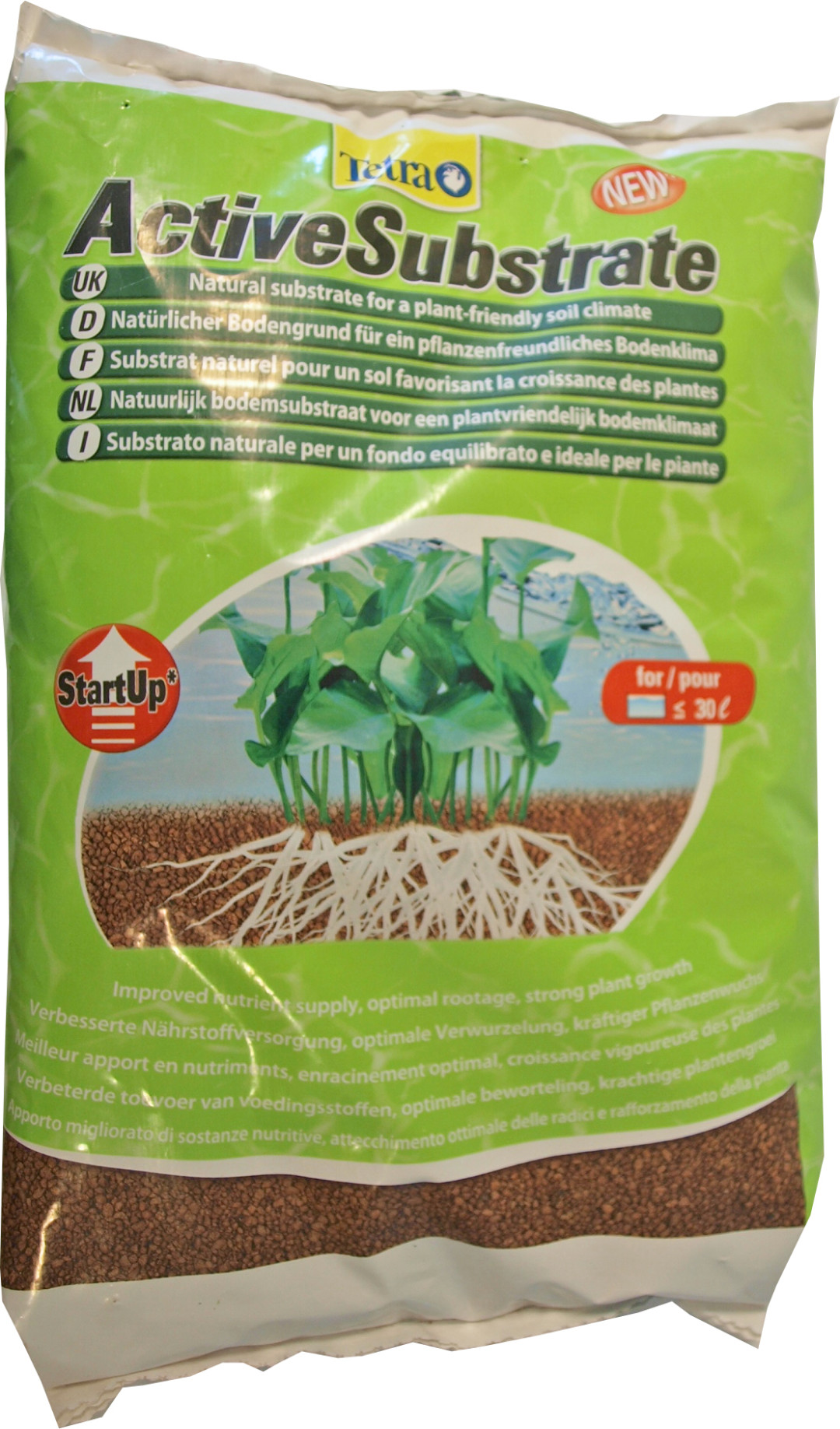 Tetra Active substrate <br>3 ltr