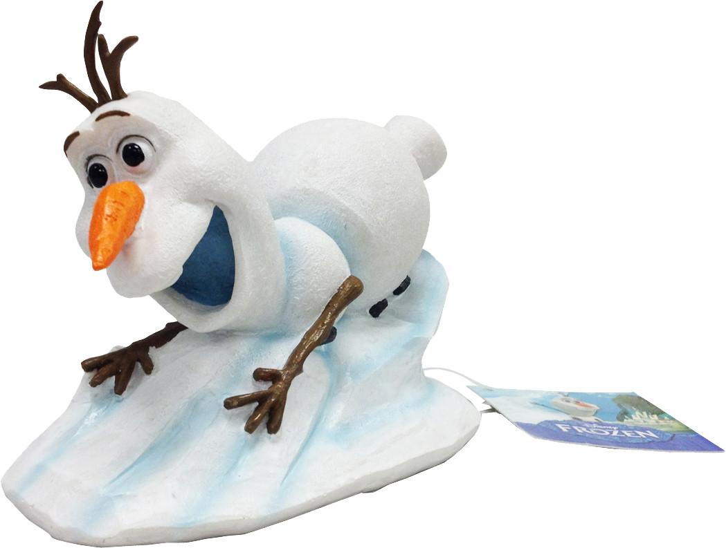 Penn Plax Frozen ornament Olaf sliding down