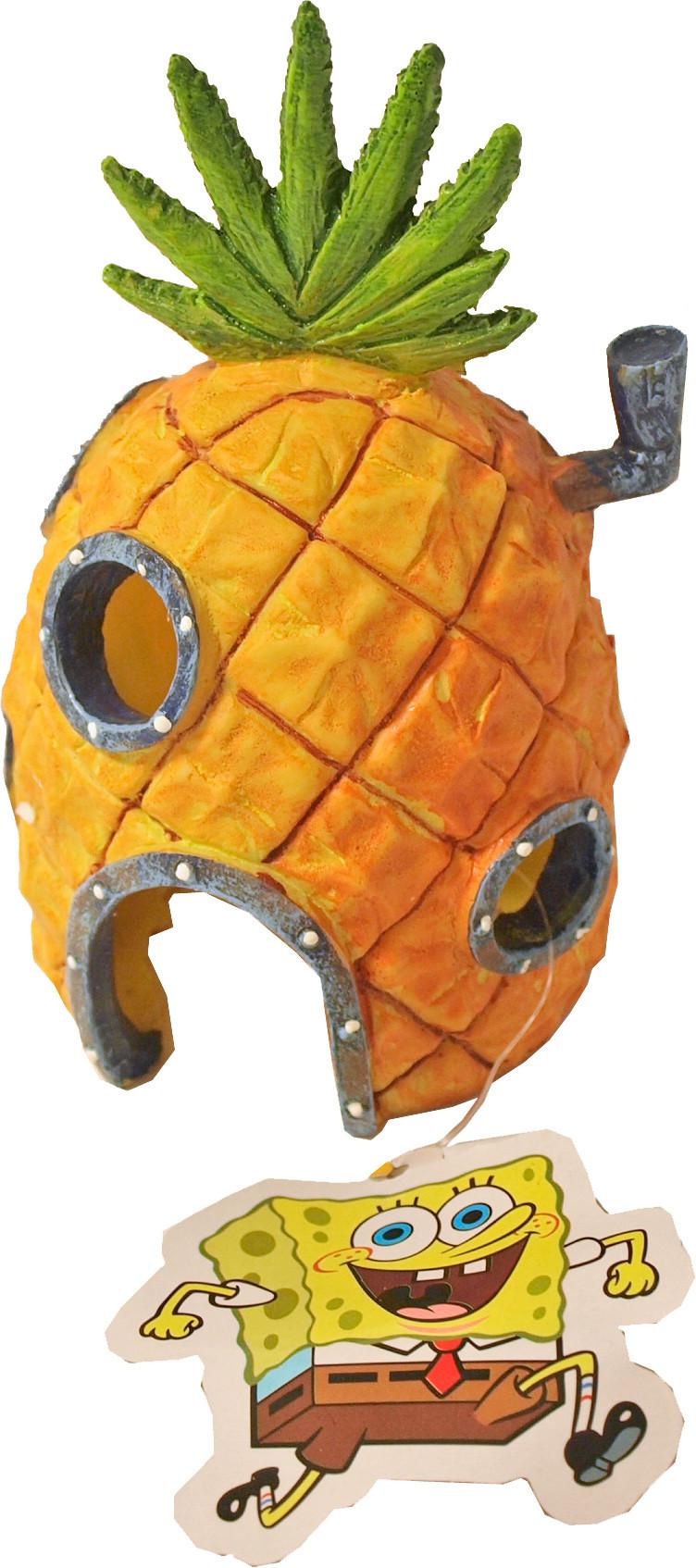 Penn Plax Spongebob ornament Ananas huis