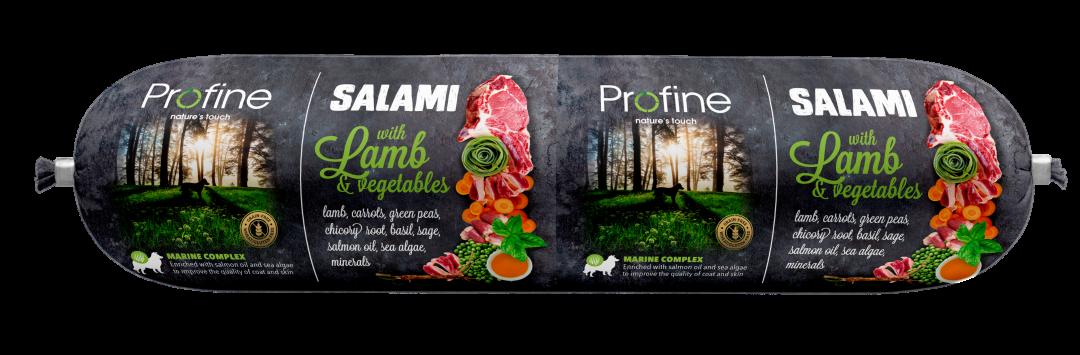 Profine SALAMI lam met groenten 800 gr