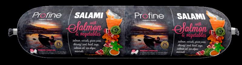 Profine SALAMI zalm met groenten 800 gr