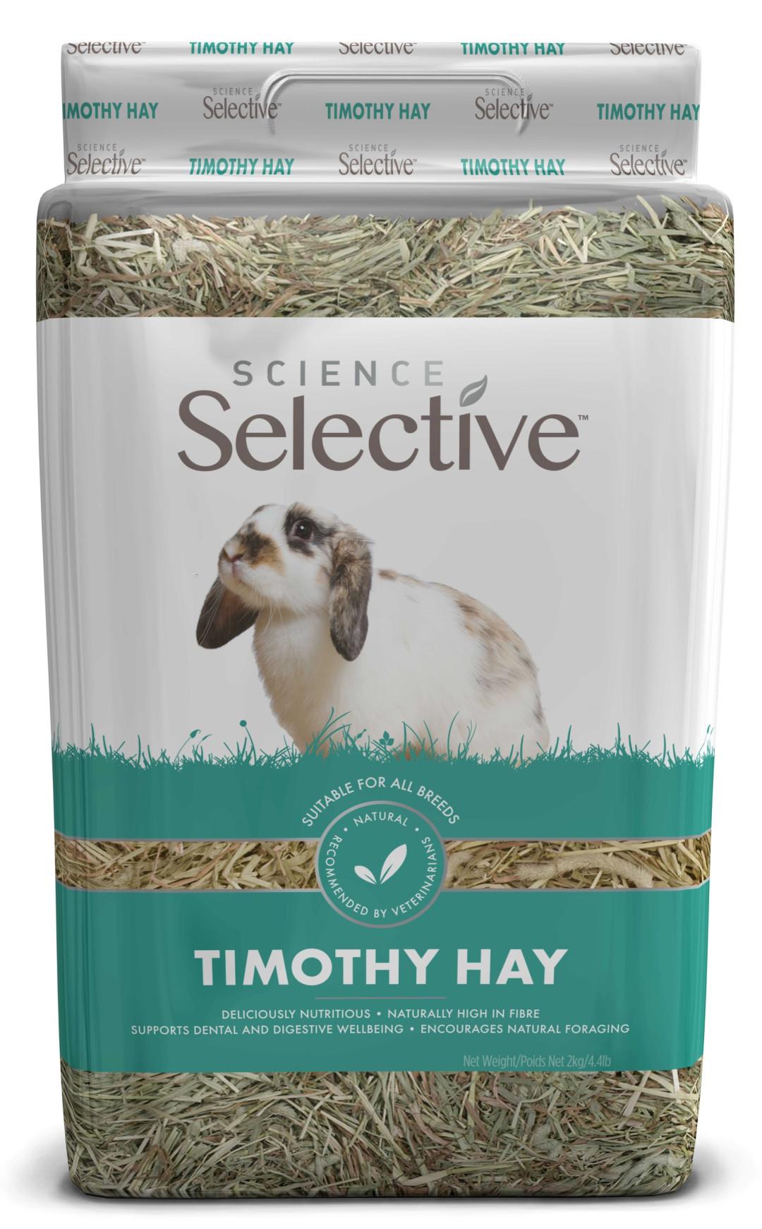 Supreme Science Selective Timothy Hay <br>2 kg