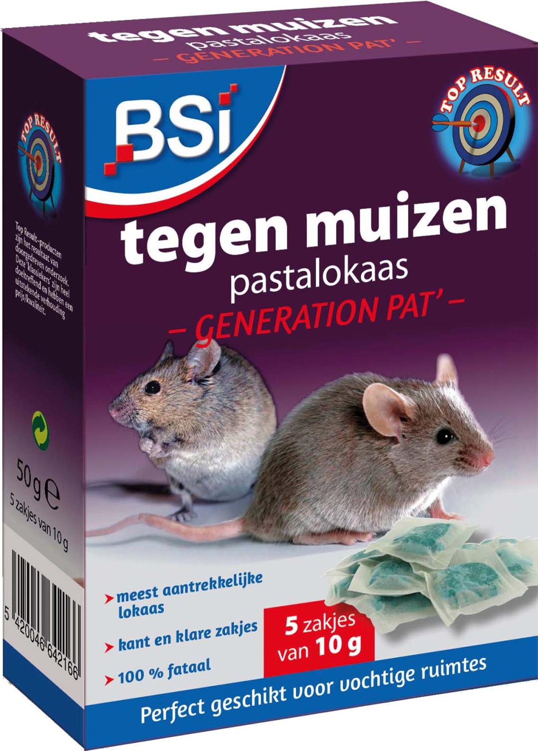 BSI lokaas Generation Pat' 5 x 10 gr
