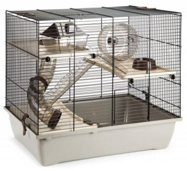 Inter-Zoo hamsterkooi Pinky 3