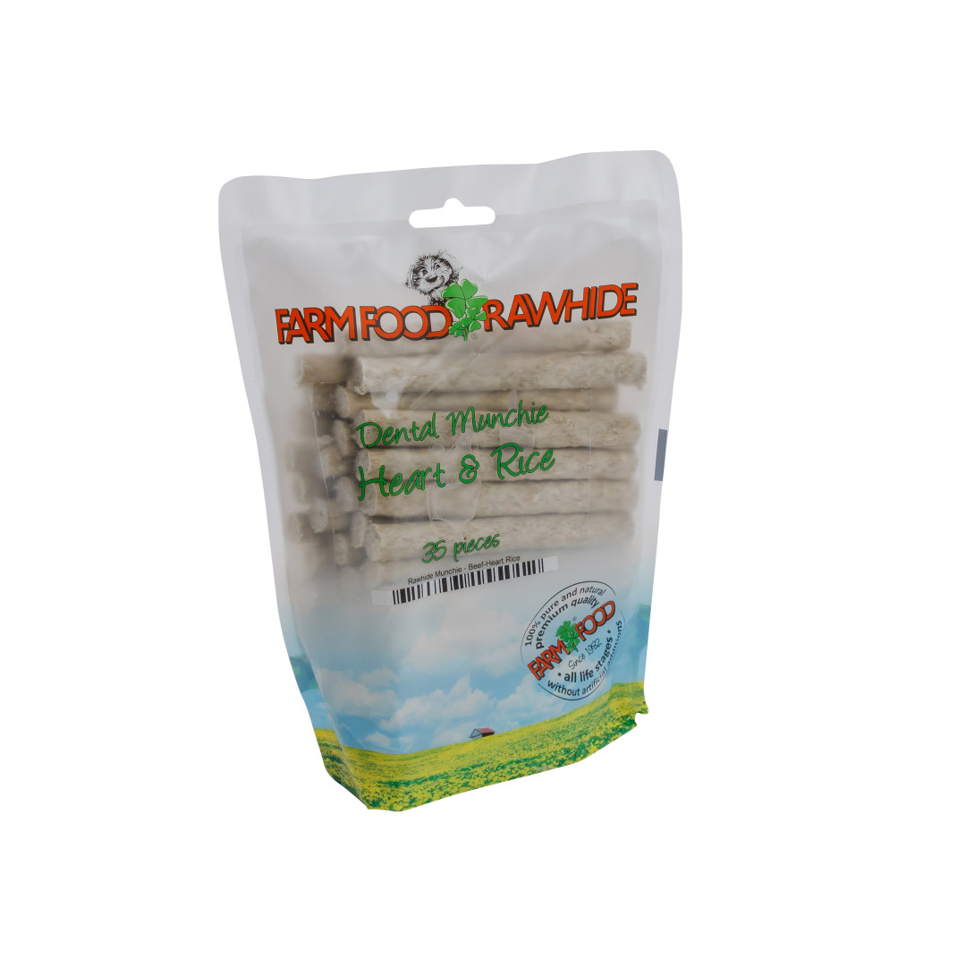 Farm Food Dental Munchie Heart en Rice 35 st