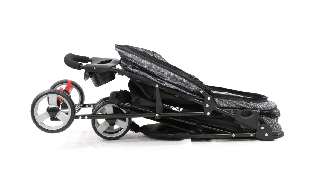 Innopet buggy Avenue blended grey