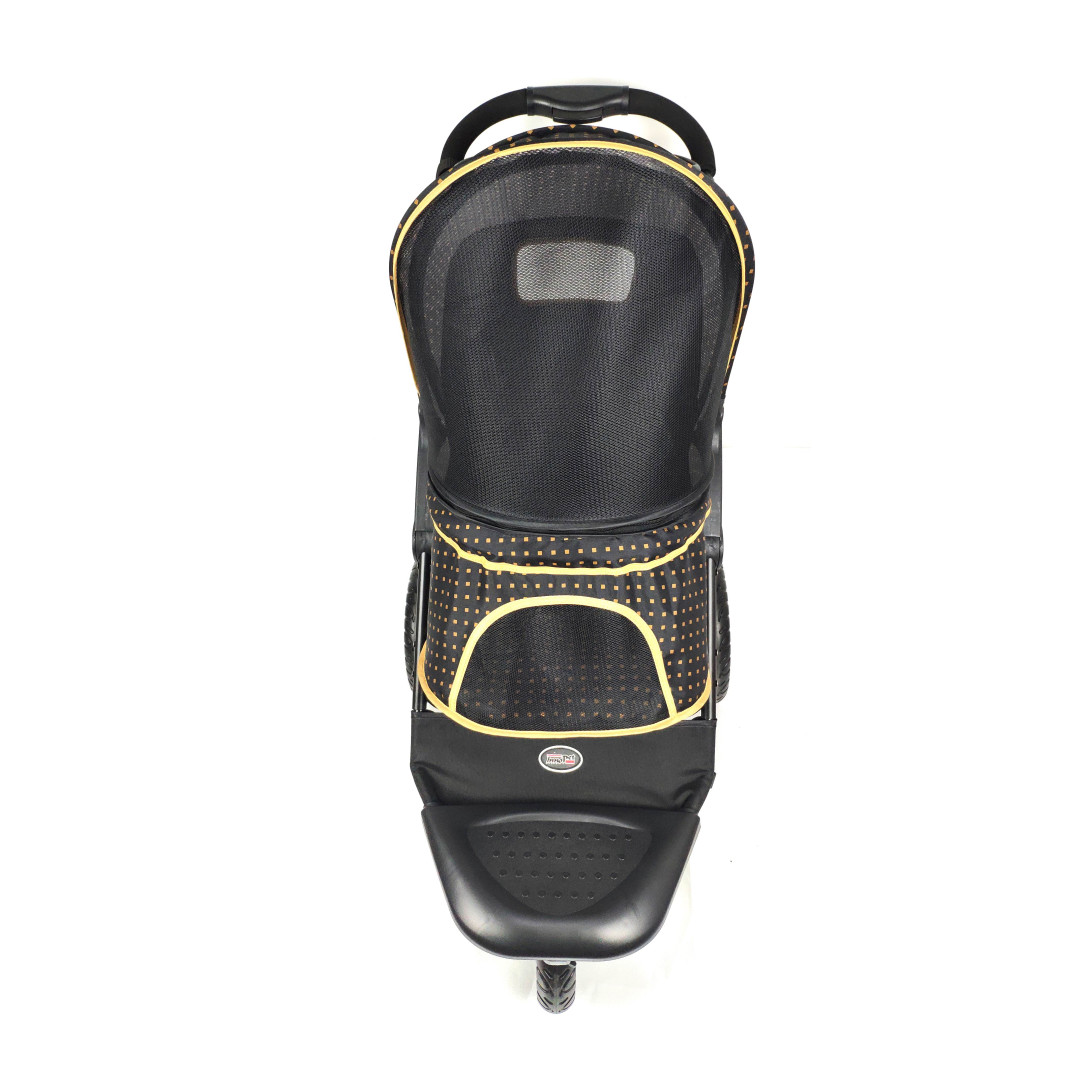 Innopet buggy Adventure black/gold