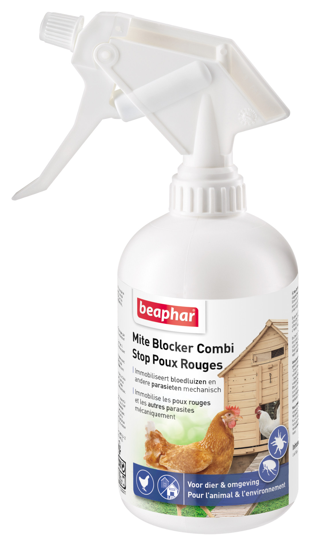 Beaphar Mite Blocker Combi 500 ml