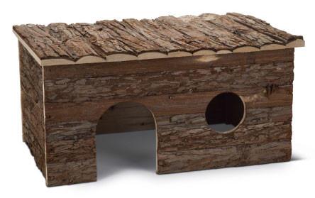 Beeztees Blokhut Forest Royal voor knaagdieren