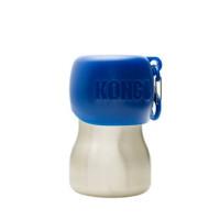 Kong drinkfles voor honden blue thumb