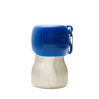 Kong drinkfles voor honden blue
