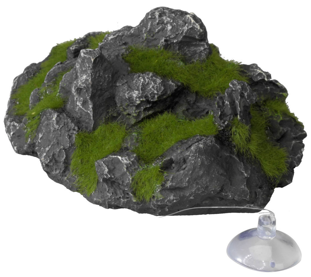 Aqua D'ella floating rock met zuignap S