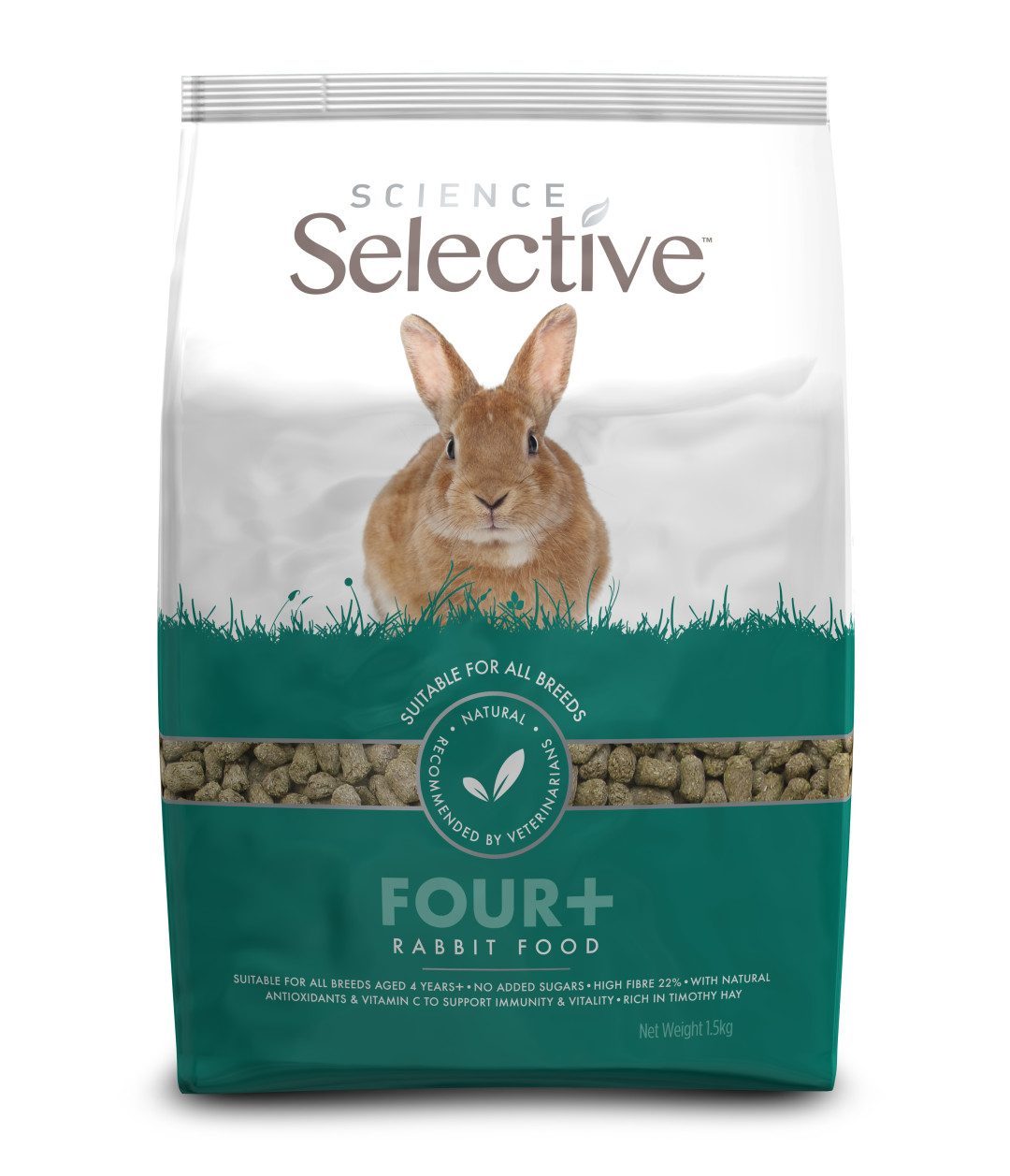 Supreme Science Selective Rabbit 4+ <br>1,5 kg