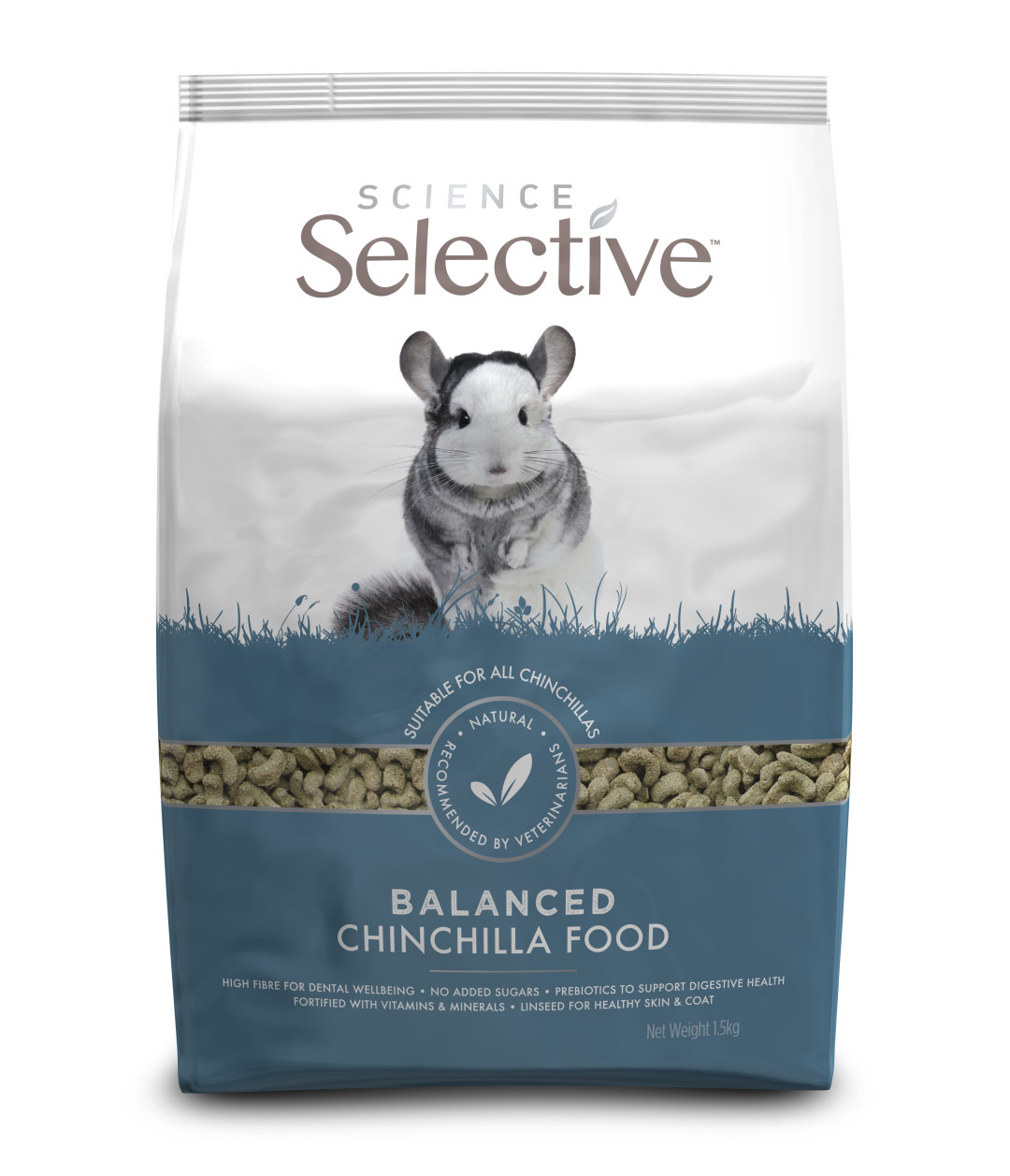 Supreme Science Selective Chinchilla <br>1,5 kg