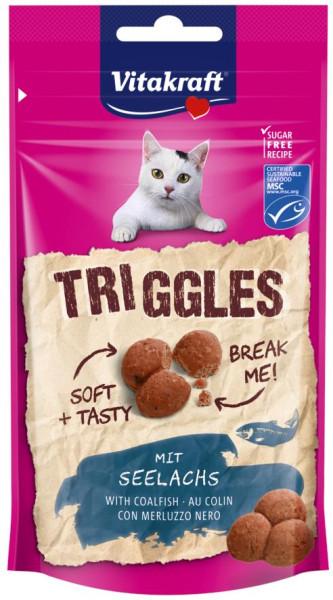 Vitakraft Triggles koolvis 40 gr