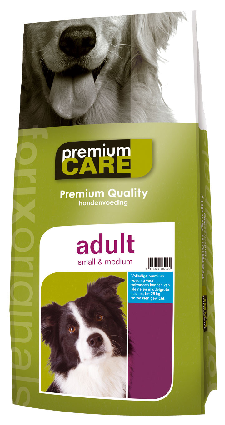 Premium Care Original Adult Small & Medium 15 kg
