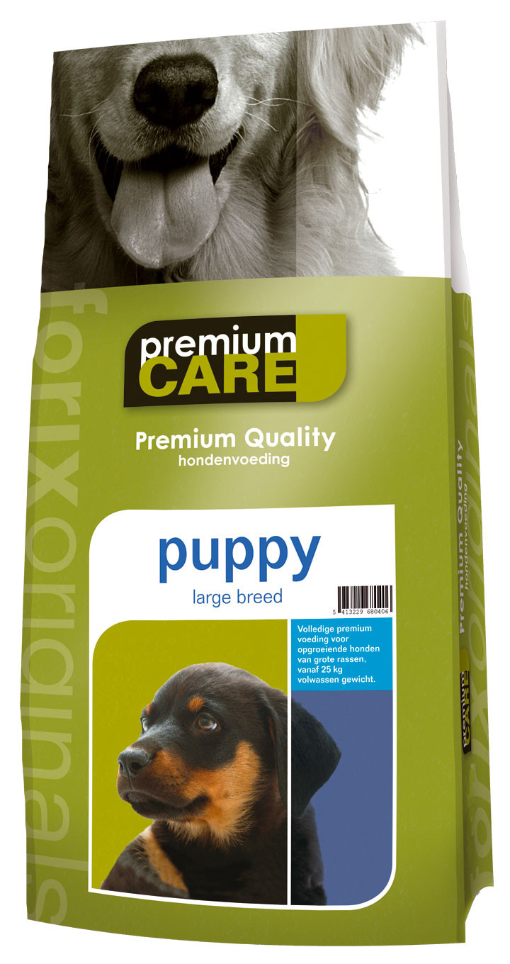 Premium Care Original Puppy Large Breed <br>15 kg
