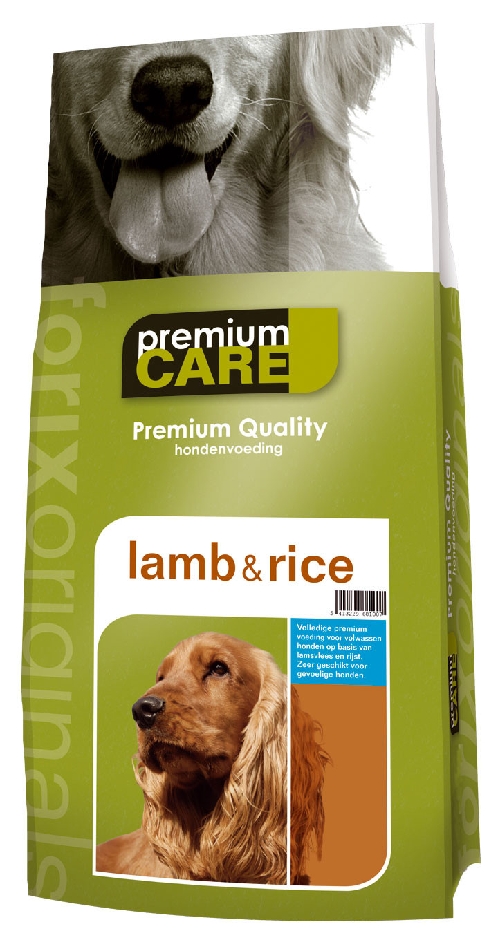 Premium Care Original Lamb & Rice 3 kg