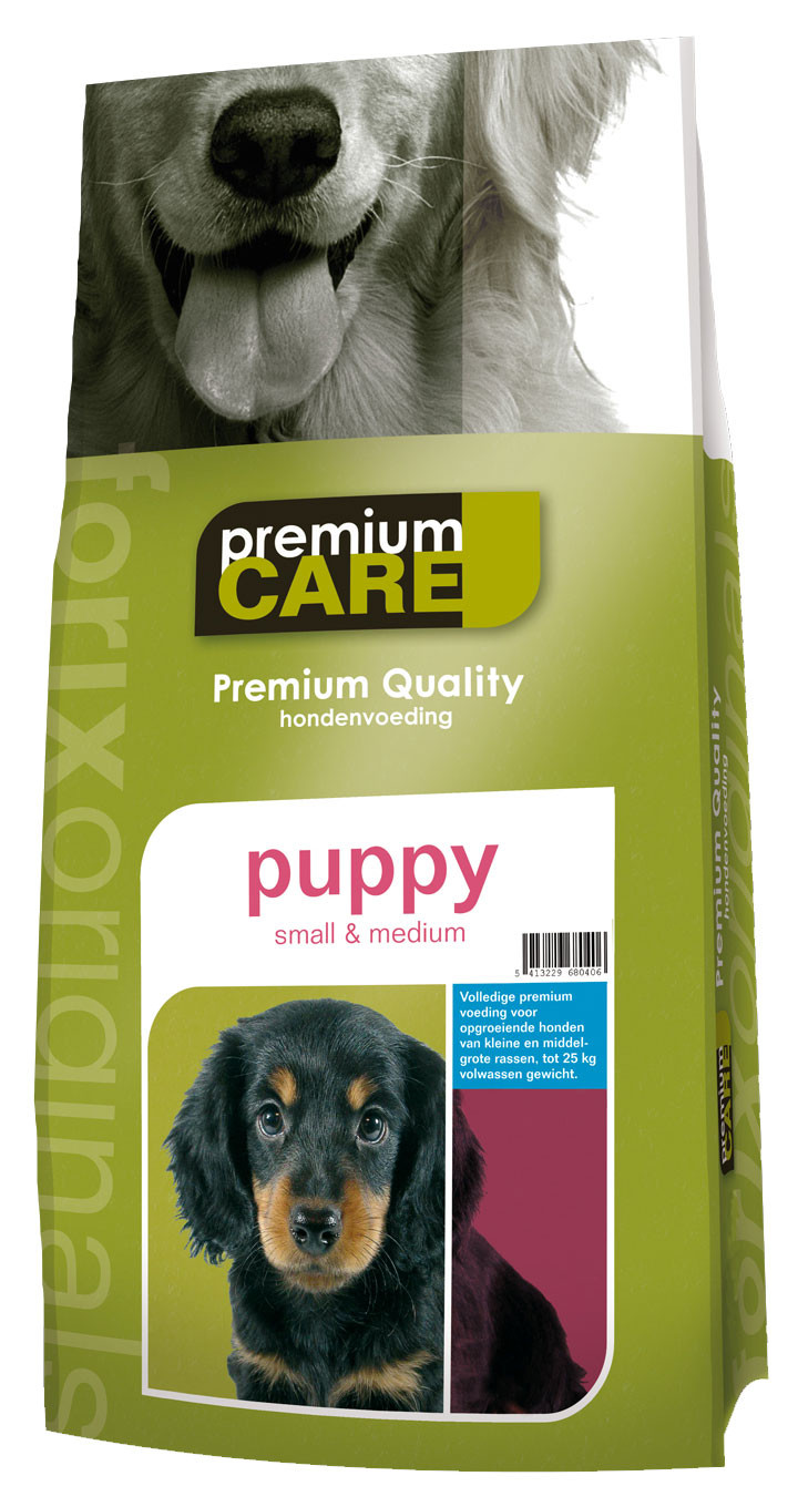 Premium Care Original Puppy Small & Medium 3 kg