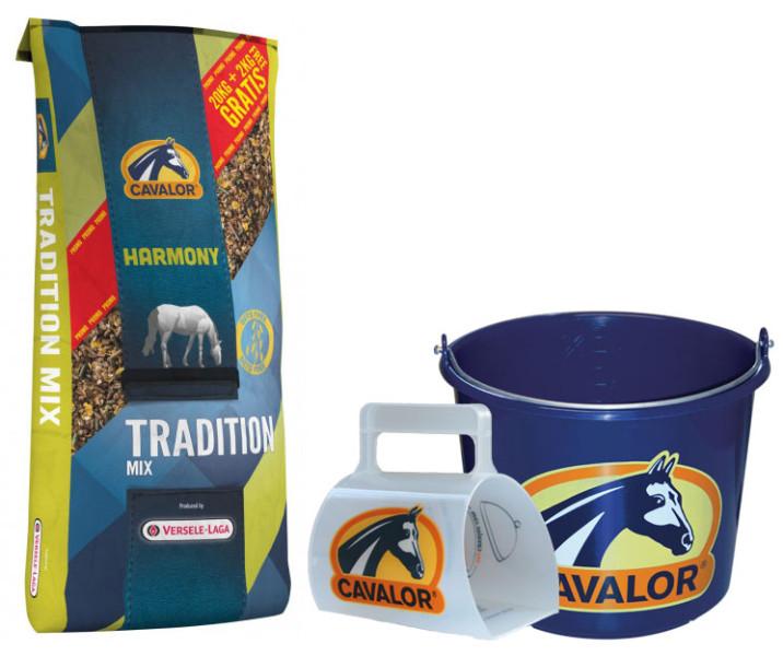 Cavalor Harmony Tradition Mix 20 + 2 kg