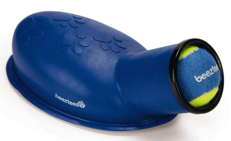Beeztees Fetch ballenschieter blauw