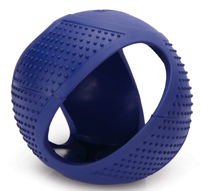 Beeztees Fetch frisbeebal blauw