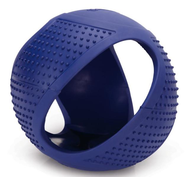 Beeztees Fetch frisbeebal blauw