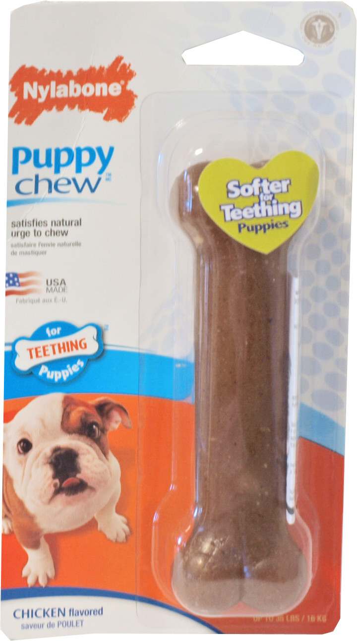 NylaBone Puppy Chew Bone M