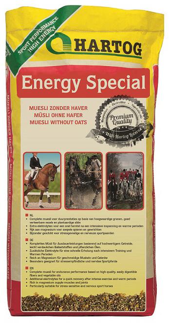 Hartog Energy Special granenmix zonder haver 20 kg