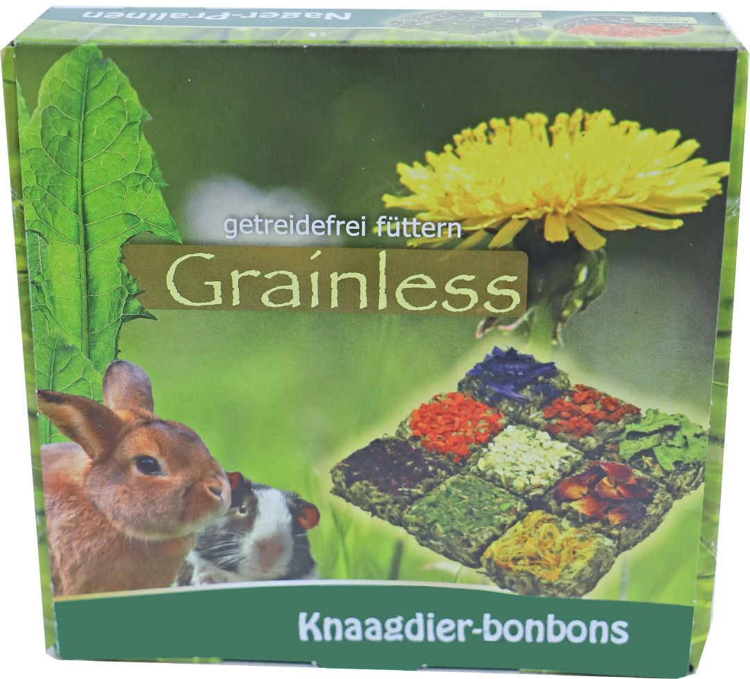 JR Farm Grainless knaagdier-bonbons <br>125 gr
