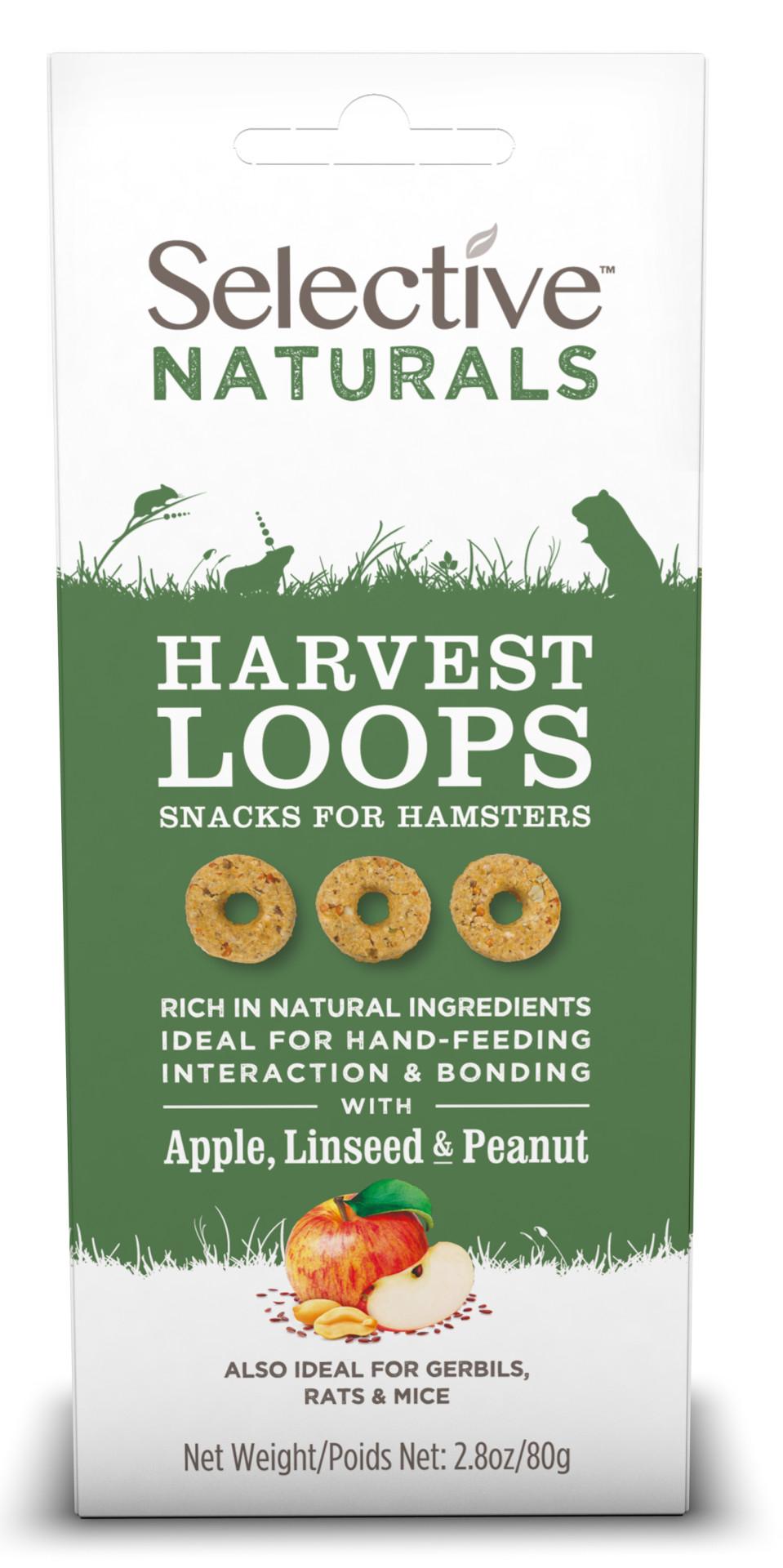 Supreme Selective Naturals Harvest Loops 80 gr