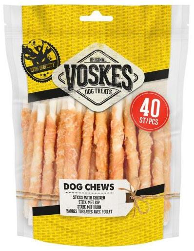Voskes Rawhide met kip Twist 40 st