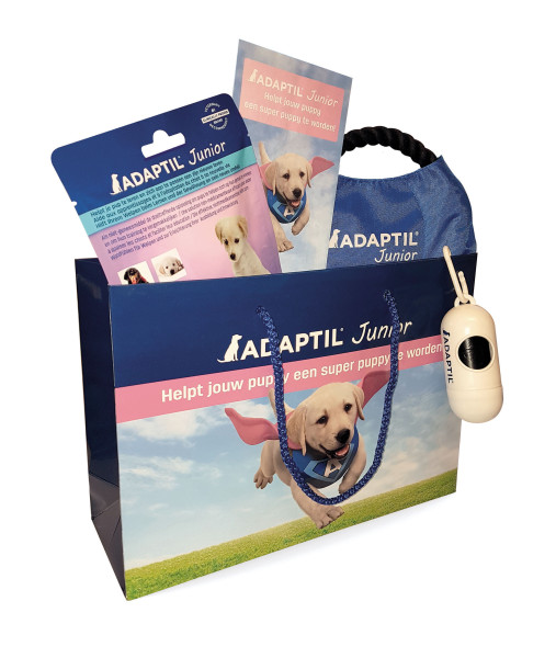 Adaptil Junior puppypakket