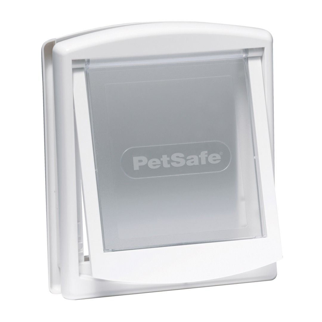 PetSafe Staywell Original 2-Way kattenluik wit