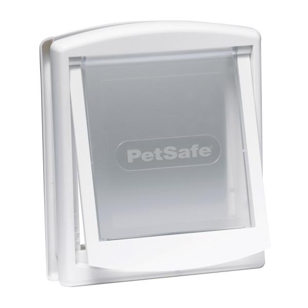 PetSafe Staywell Original 2-Way kattenluik wit
