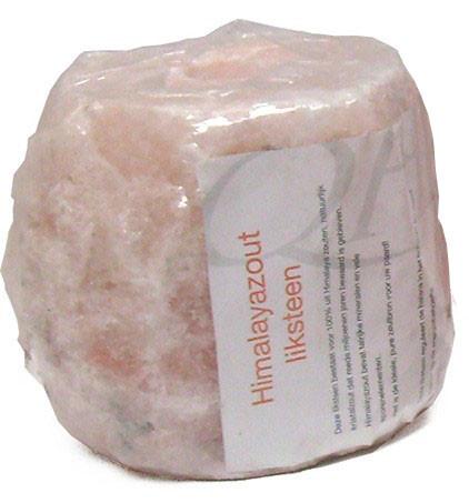 Himalayazout liksteen <br>1 kg