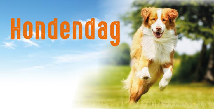 25 mei: Hondendag in onze winkels