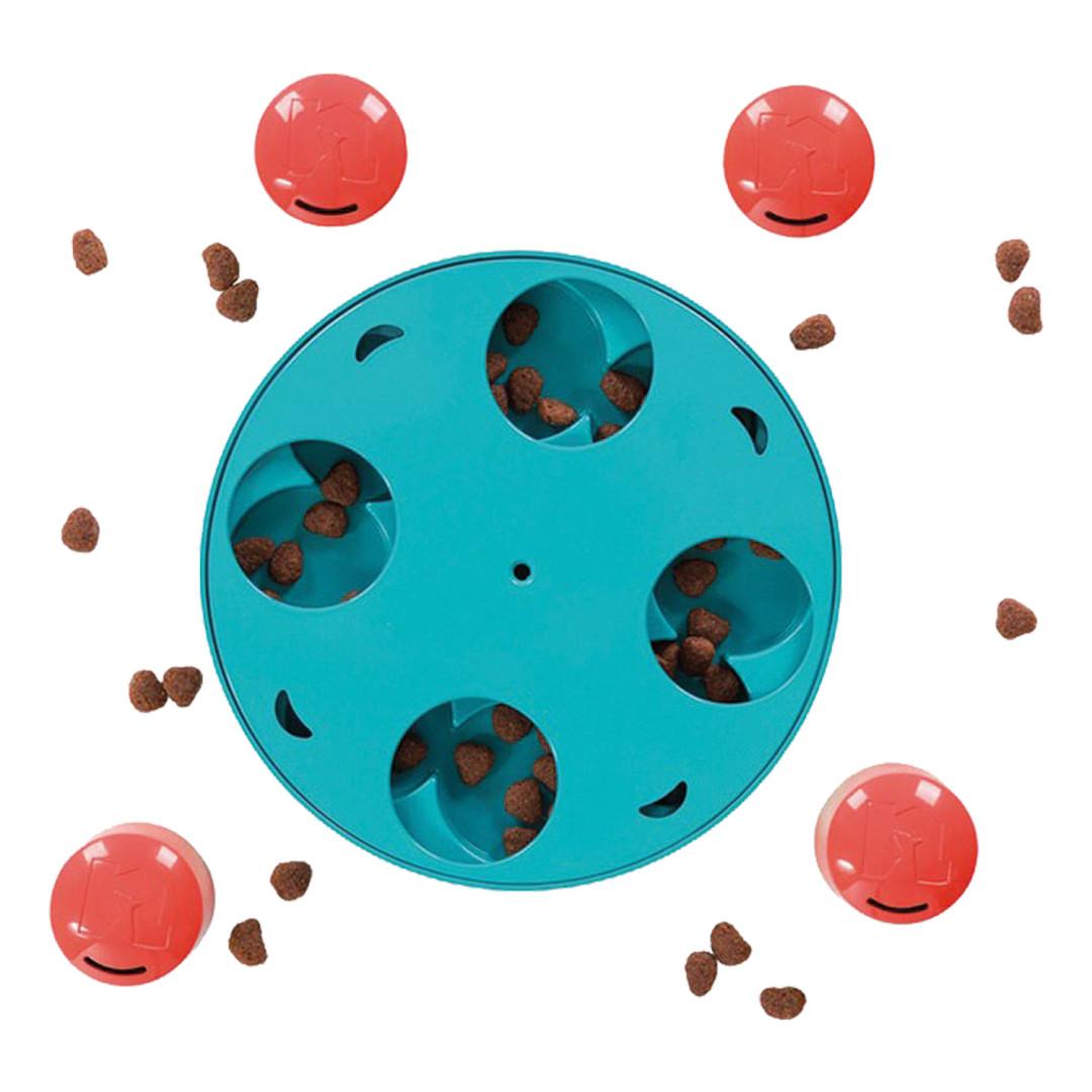 Hondenspel treat Wheel