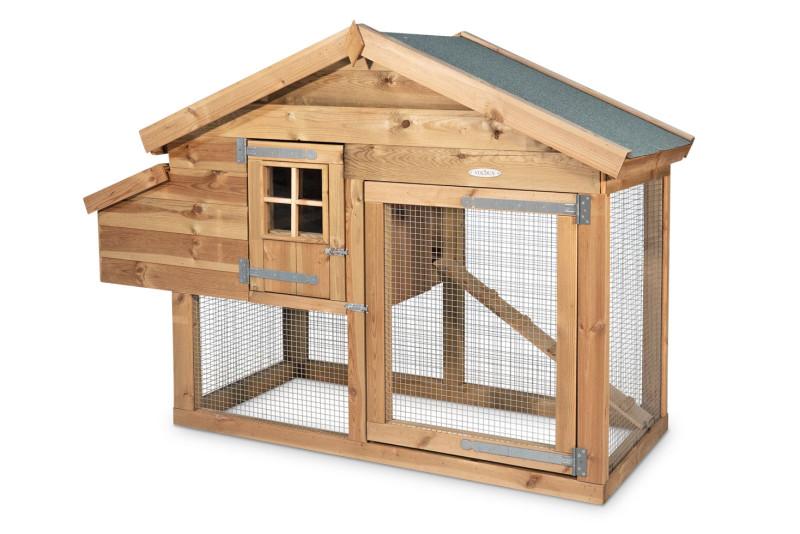 Voldux kippen- of konijnenhok Nova Links